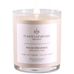 Plantes & Parfums Vonná svíčka Pin de Provence