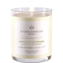 Plantes & Parfums Vonná svíčka Jardin des Hespéridés