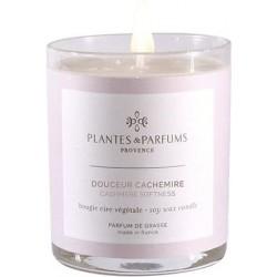 Plantes & Parfums Vonná svíčka Douceur Cachemire