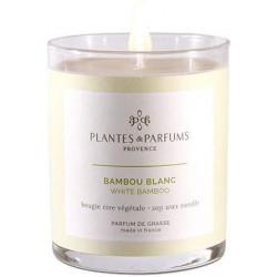 Plantes & Parfums Vonná svíčka Bambou Blanc