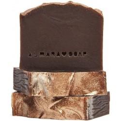 Almara Soap Ručně vyráběné mýdlo Gold Chocolate