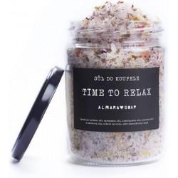 Almara Soap Sůl do koupele Time to Relax