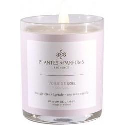 Plantes & Parfums Vonná svíčka Voile de Soie