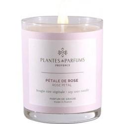 Plantes & Parfums Vonná svíčka Pétale de Rose