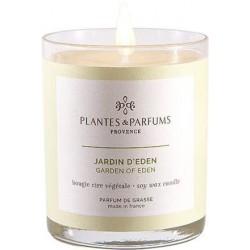 Plantes & Parfums Vonná svíčka Jardin d'Éden