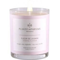 Plantes & Parfums Vonná svíčka Fleur de Jasmin