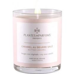 Plantes & Parfums Vonná svíčka Caramel au Beurre Salé