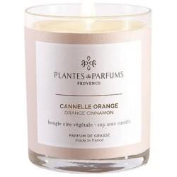 Plantes & Parfums Vonná svíčka Cannelle Orange