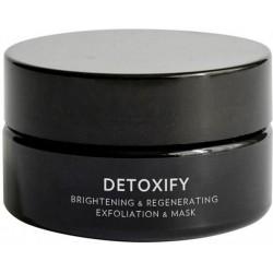 Dafna's Skincare Detoxify Rozjasňující, regenerační a čisticí peeling & maska