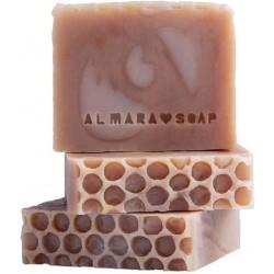 Almara Soap Ručně vyráběné mýdlo Medový květ