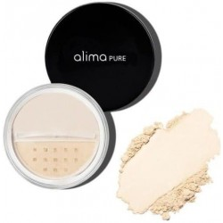 Alima Pure Přírodní sypký minerální matující pudrový makeup