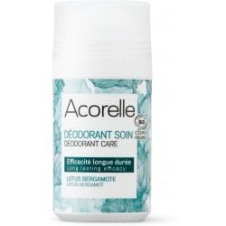 ACORELLE Deodorant s dlouhotrvajícím efektem lotus bergamot roll-on