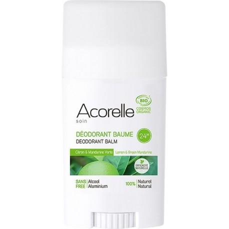 ACORELLE Tuhý deodorant citron - zelená mandarinka