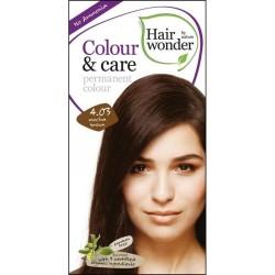 COLOUR & CARE Dlouhotrvající barva 4.03 «Mocca hnědá»