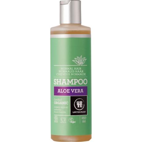 Urtekram Šampon na normální vlasy s aloe vera