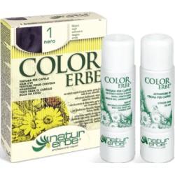 «Color Erbe» Barva na vlasy 01 «Černá»