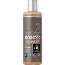 Šampon na suchou pokožku hlavy «Hnědý cukr»