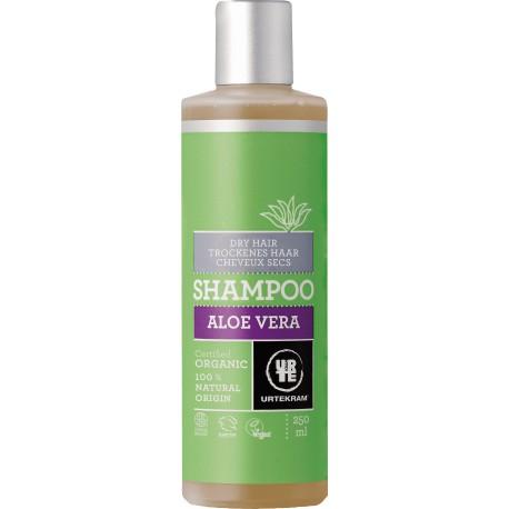 Urtekram Šampon na suché vlasy s aloe vera