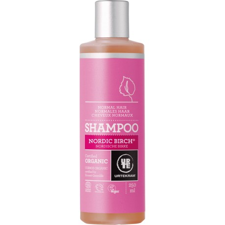 Urtekram Šampon na normální až mastné vlasy Severská bříza
