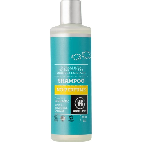 Urtekram Šampon na citlivou pokožku hlavy bez parfemace