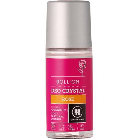 Urtekram Deodorant s růží roll-on