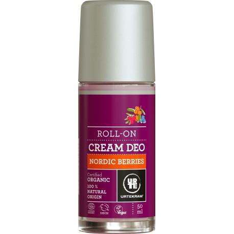 Krémový deodorant roll-on Nordic Berries