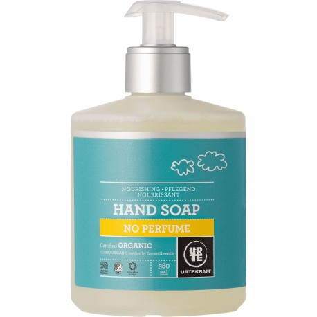 Urtekram Tekuté mýdlo na ruce bez parfemace