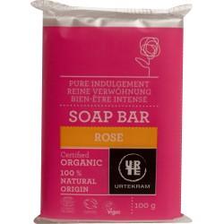 Urtekram Mýdlo růžové