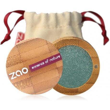 ZAO Oční třpytivé stíny 109 «Pearly turquoise»