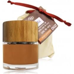 Hedvabný tekutý make-up 705 «Capuccino»