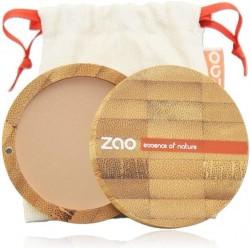 Kompaktní pudr 303 «Brown beige»