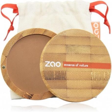 ZAO Kompaktní pudr 305 «Milk chocolate»