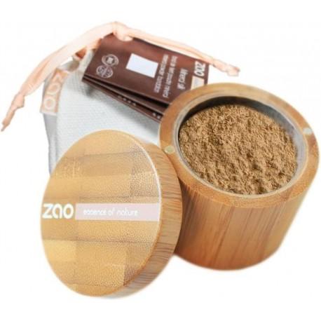 ZAO Hedvabný minerální make-up 501 «Clear Beige»