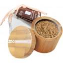Hedvabný minerální make-up 501 «Clear Beige»