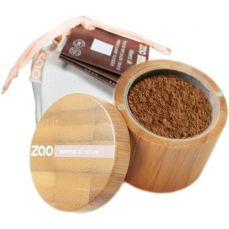 ZAO Hedvabný make-up minerální 505 «Coffee beige»