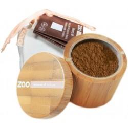 Hedvabný minerální make-up 506 «Brown Beige»