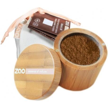 ZAO Hedvabný minerální make-up 506 «Brown Beige»