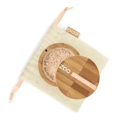 Hedvabný minerální make-up 509 «Sand Beige»