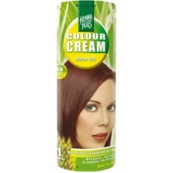 «Colour Cream» Přírodní barva krémová «Tmavě červená 5.6»