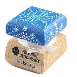 «Color» Krémový deodorant «Indický lotos»