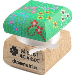 «Color» Krémový deodorant «Citrónová tráva»