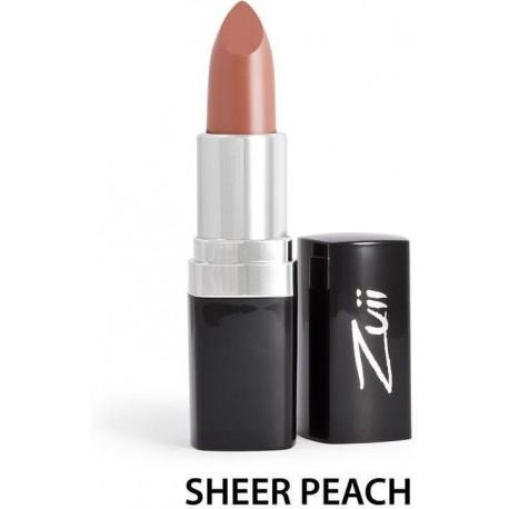 ZUII ORGANIC Bio rtěnka Sheer Peach