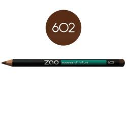Tužka na oči a obočí 602 «Dark brown»