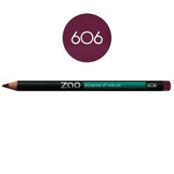 Tužka na oči a obočí 606 «Plum»