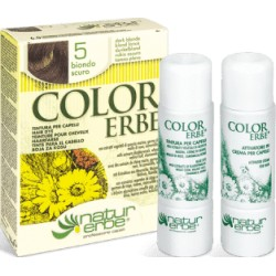 «Color Erbe» Barva na vlasy 05 «Tmavá blond»