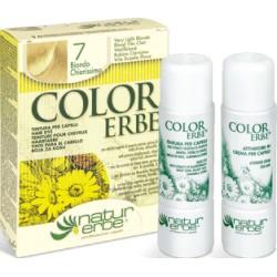 «Color Erbe» Barva na vlasy 07 «Velmi světlá blond»