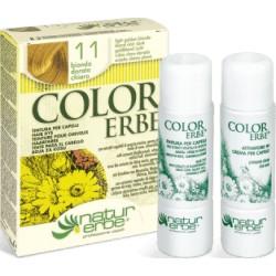 «Color Erbe» Barva na vlasy 11 «Světlá zlatavá blond»