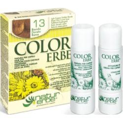 «Color Erbe» Barva na vlasy 13 «Zlatavě měděná blond»