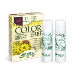 COLOR ERBE Barva na vlasy No.15 Mahagon 4.5