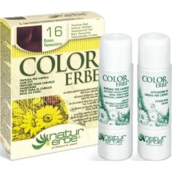 COLOR ERBE Barva na vlasy No.16 Benátská červeň 6.6